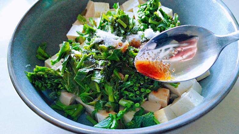 香椿拌豆腐怎么煮