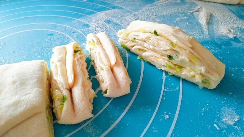 葱香花卷怎么煮
