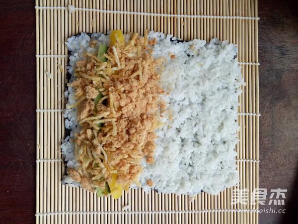 寿司—招牌海苔的简单做法