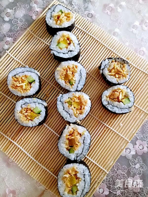 寿司—招牌海苔怎么做