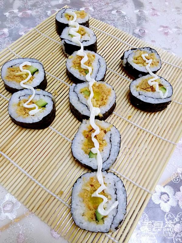 寿司—招牌海苔怎么炒