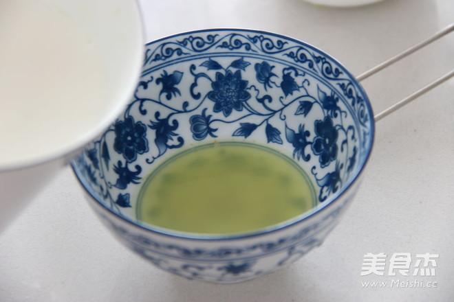 广东姜撞奶的步骤