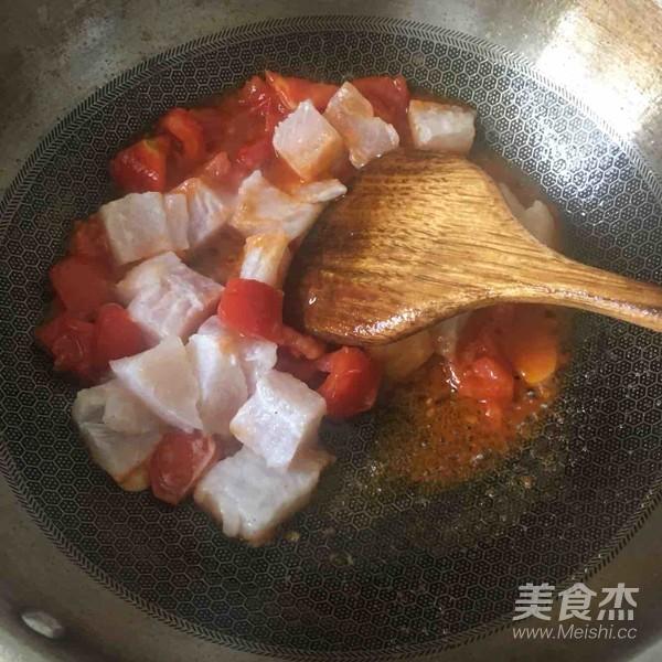茄汁龙利鱼怎么炒