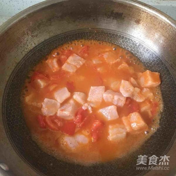 茄汁龙利鱼怎么煮