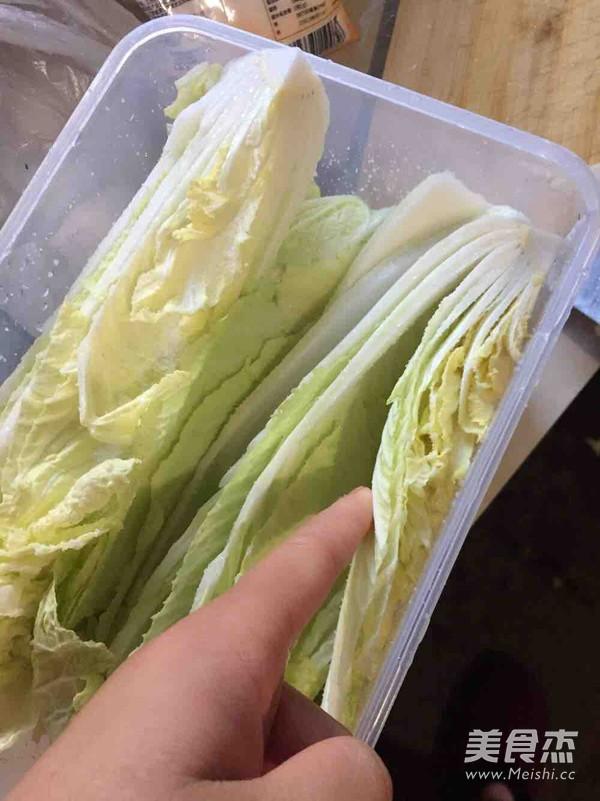 韩国辣白菜的做法图解