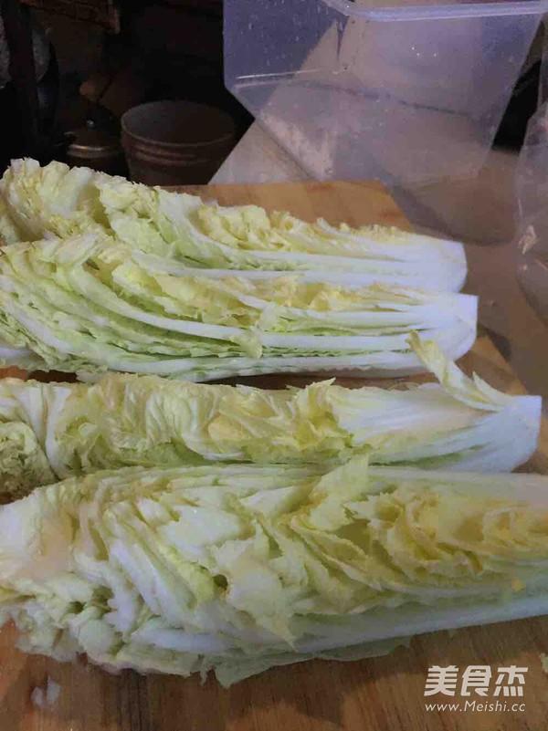 韩国辣白菜的做法大全