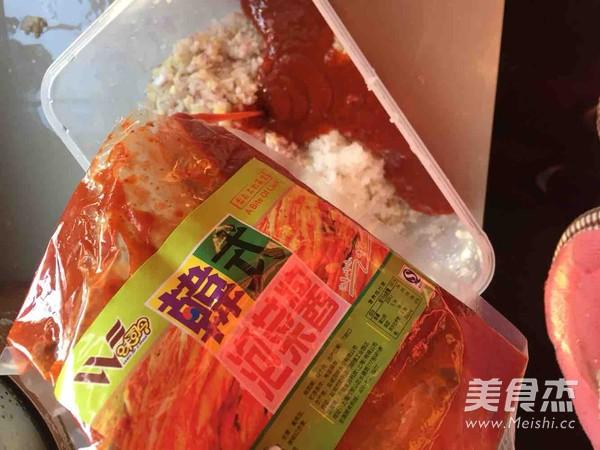 韩国辣白菜怎么做