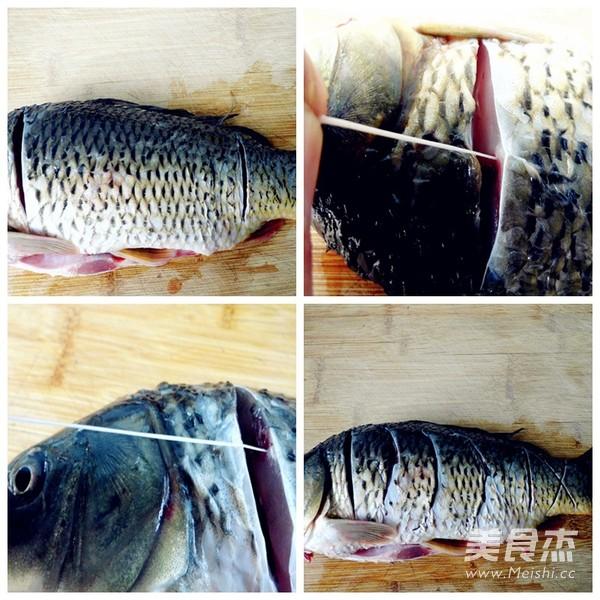 红烧鲤鱼的做法图解