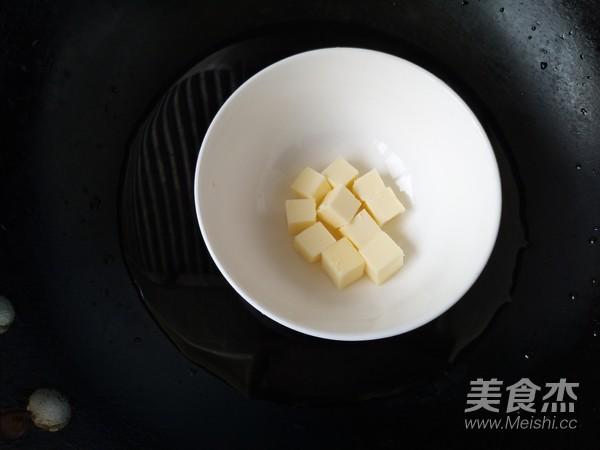 蒜香芝士面包片的家常做法