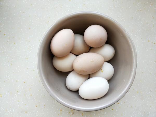 立夏要吃茶叶蛋的家常做法