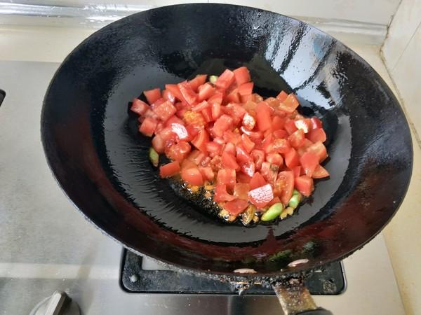 茄汁面的简单做法
