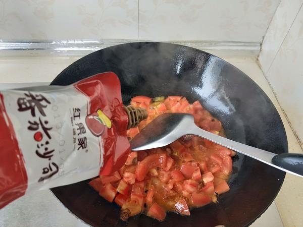 茄汁面怎么吃