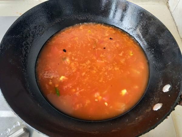 茄汁面怎么做