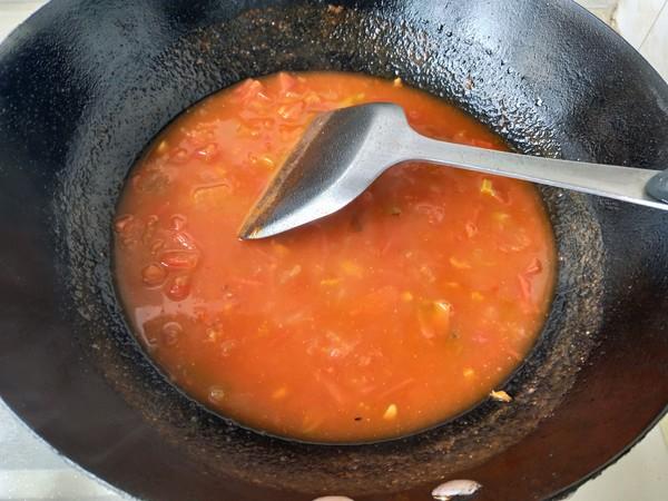 茄汁面怎么炒