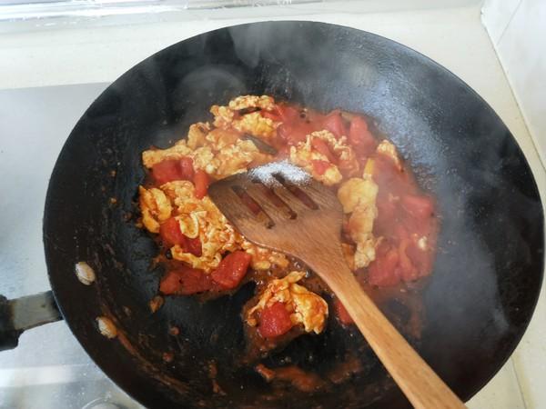 番茄炒蛋怎样炒