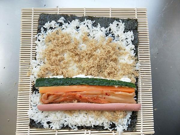 简单快手家常寿司的做法的步骤