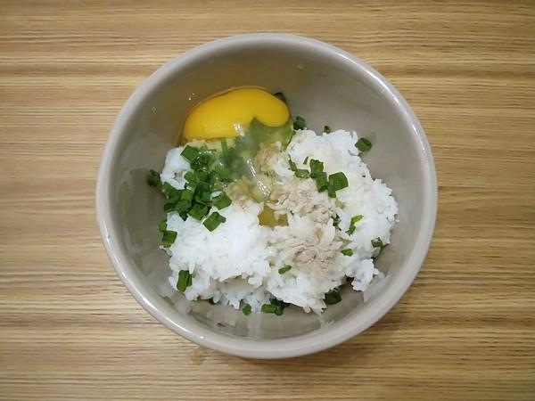 鸡蛋咸香大米煎饼怎么吃