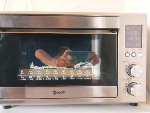 奥尔良烤鸡的步骤