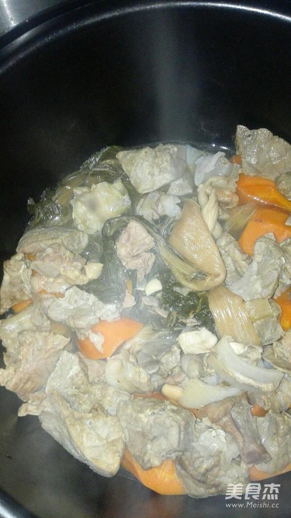 润胃去燥猪肺汤怎么吃