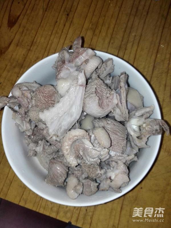 栗子炆鸭肉的做法大全