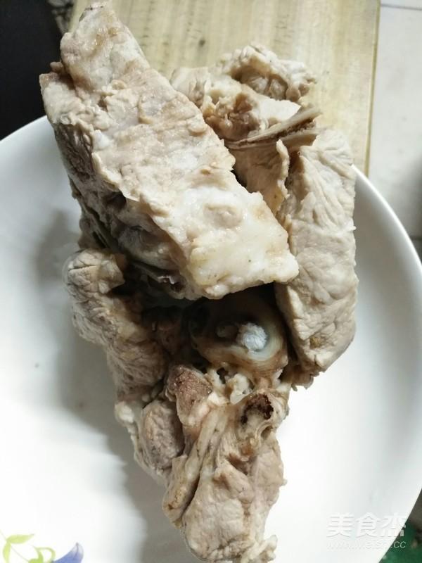土茯苓煲猪骨的做法图解