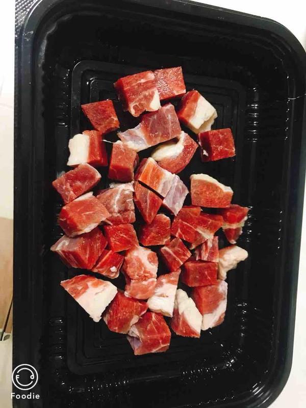 番茄土豆炖牛肉的做法图解