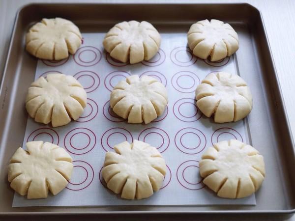 太阳花椰蓉面包怎样做