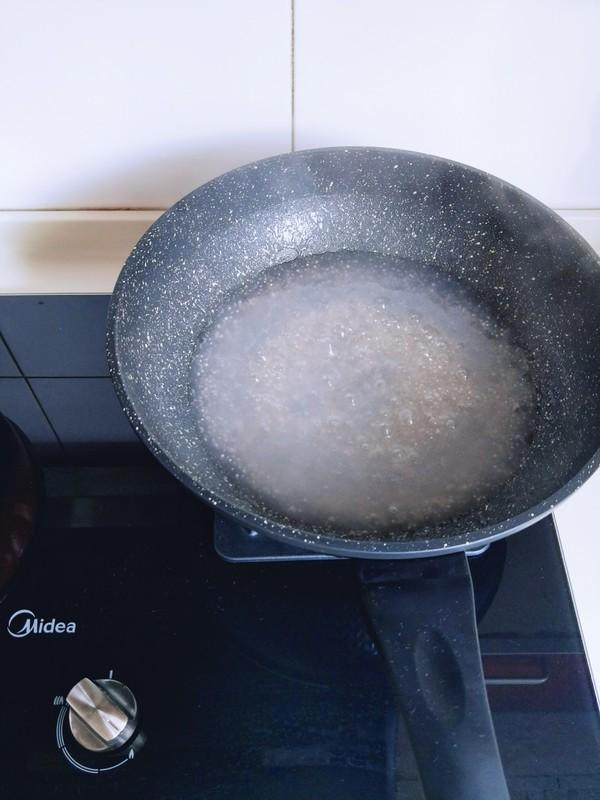 椰汁西米芒果芋圆捞的做法图解