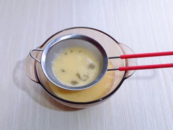 营养早餐 海参蒸蛋羹怎么炒
