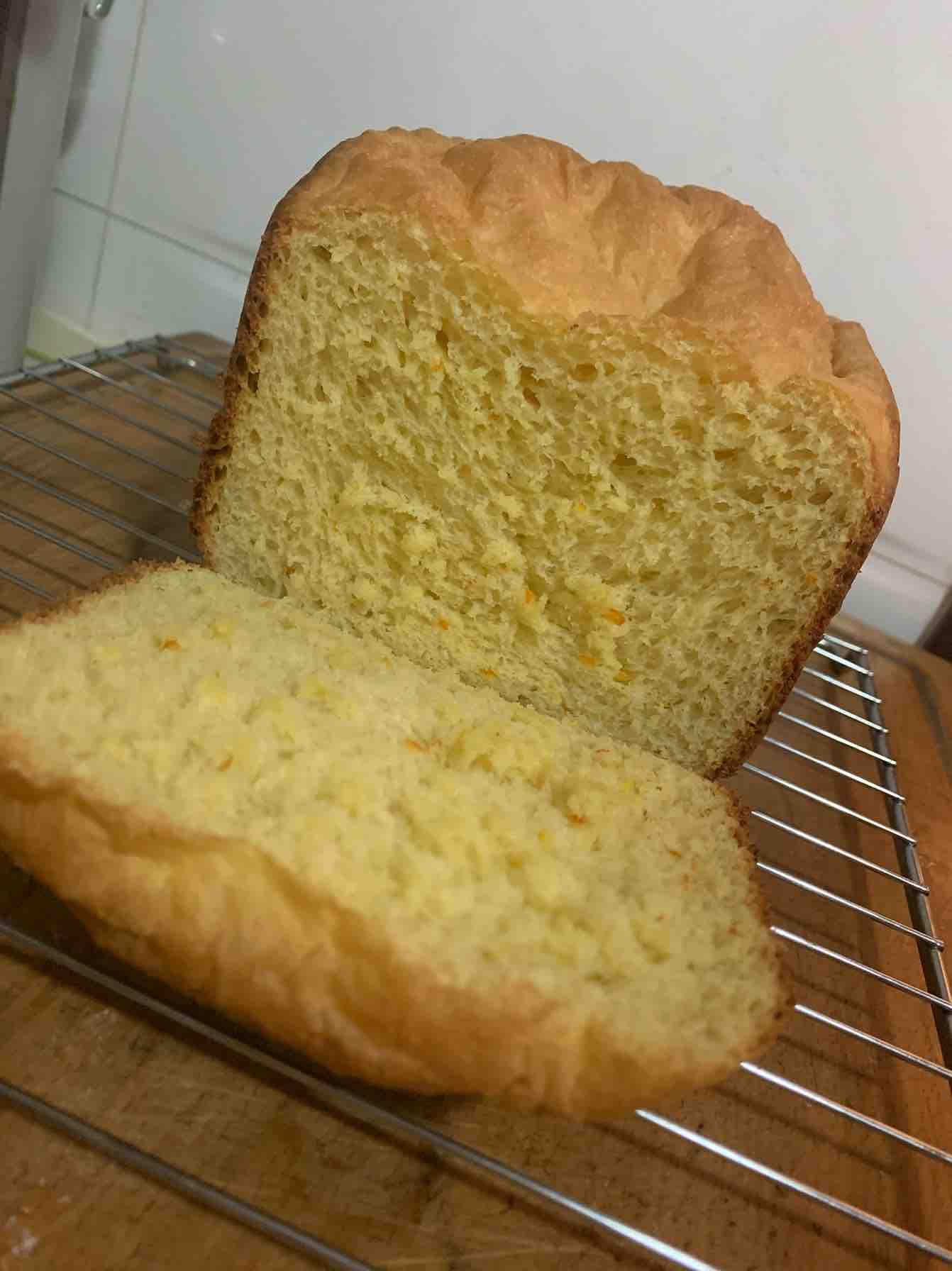 面包机零失败配方成品图