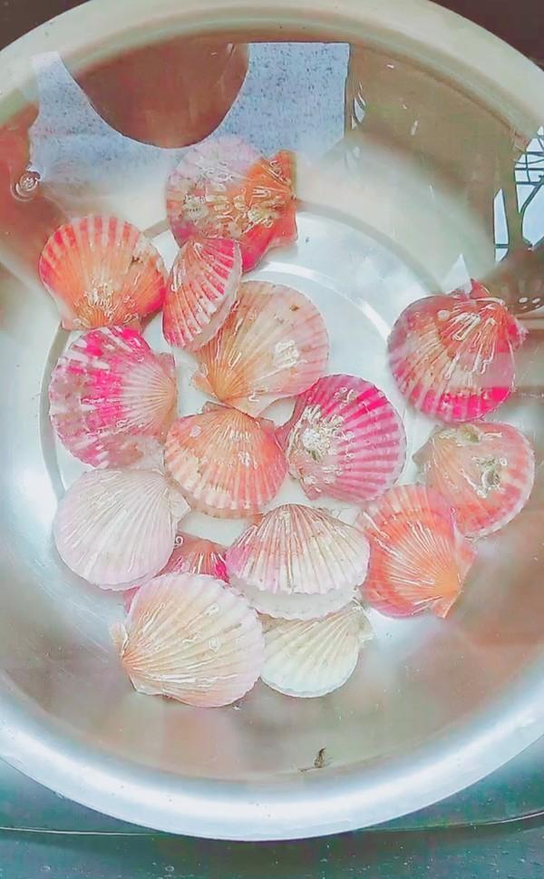 《蒜蓉粉丝蒸扇贝》的做法大全