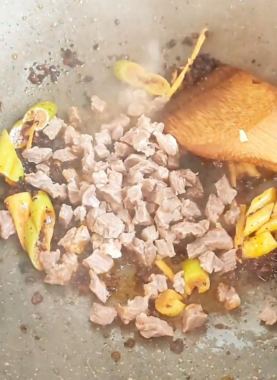 砂锅米线怎么炒