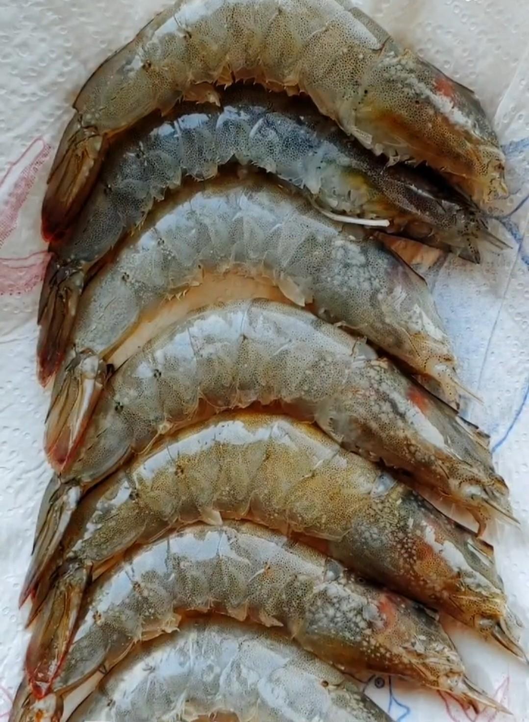 干炒大虾的做法图解