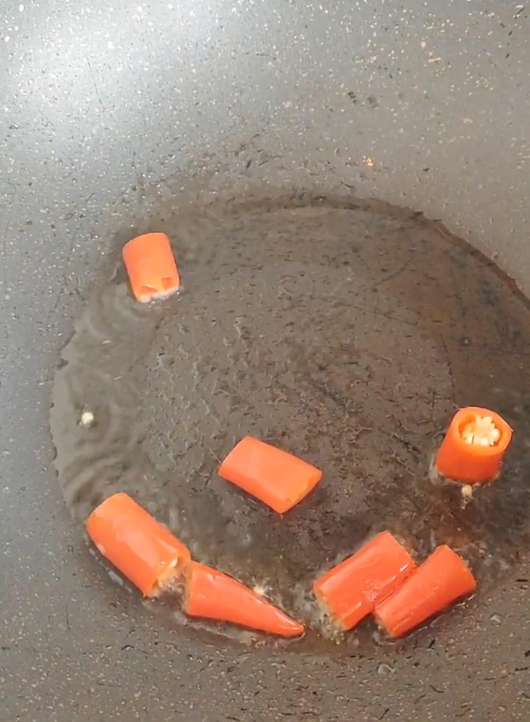 干炒大虾怎么做