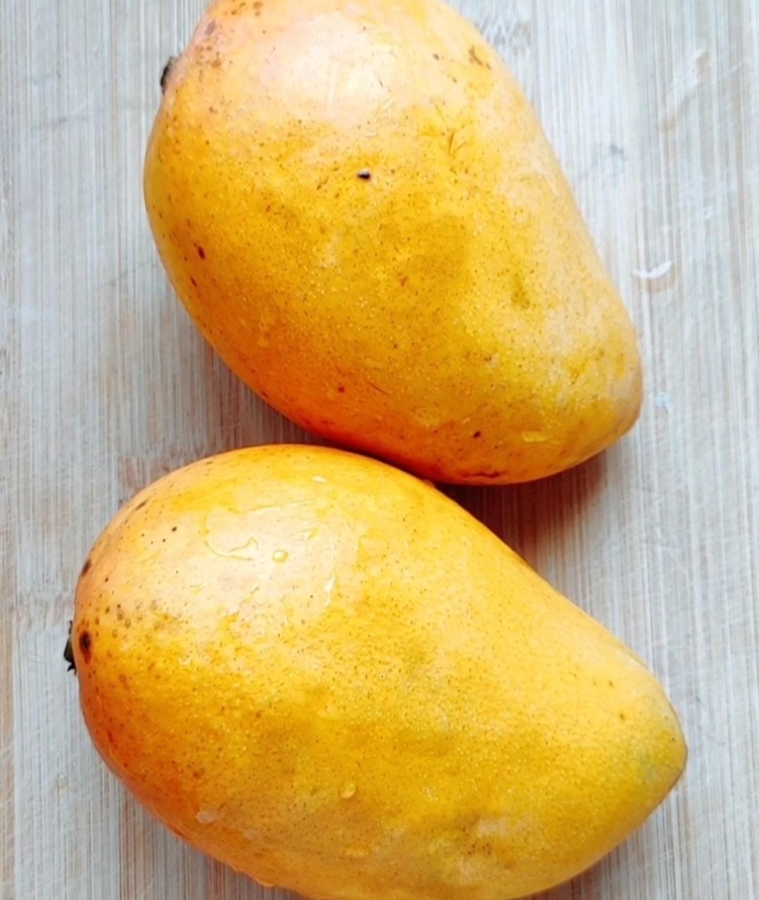 芒果牛肉粒的做法图解