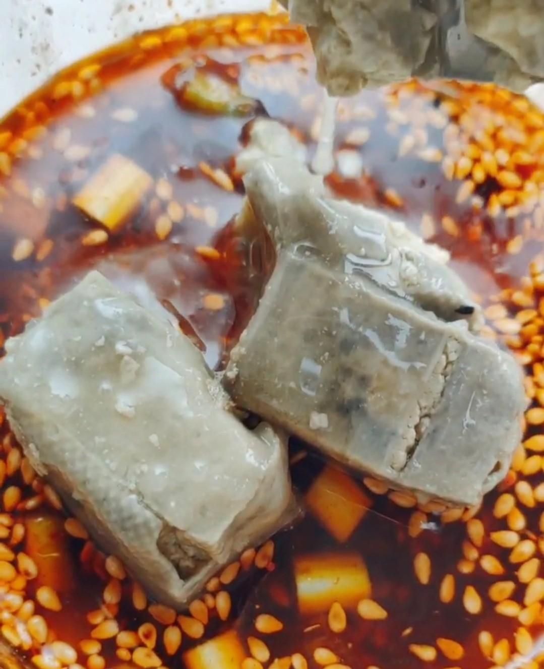 臭豆腐怎么炒