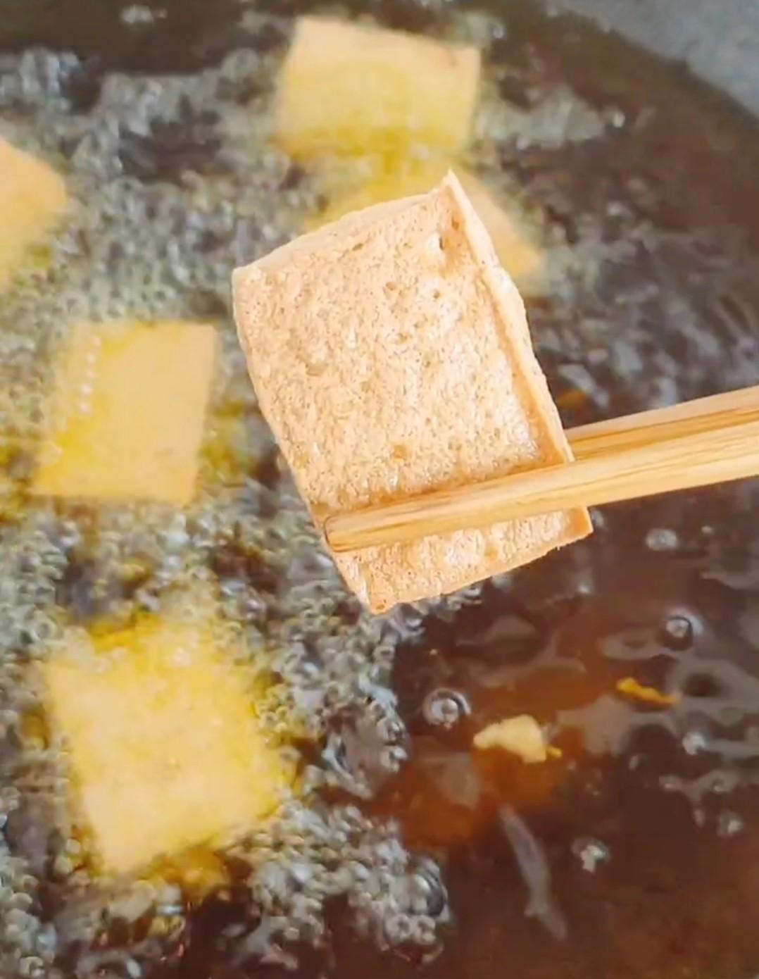 豆腐的神仙吃法-豆腐箱子的做法图解