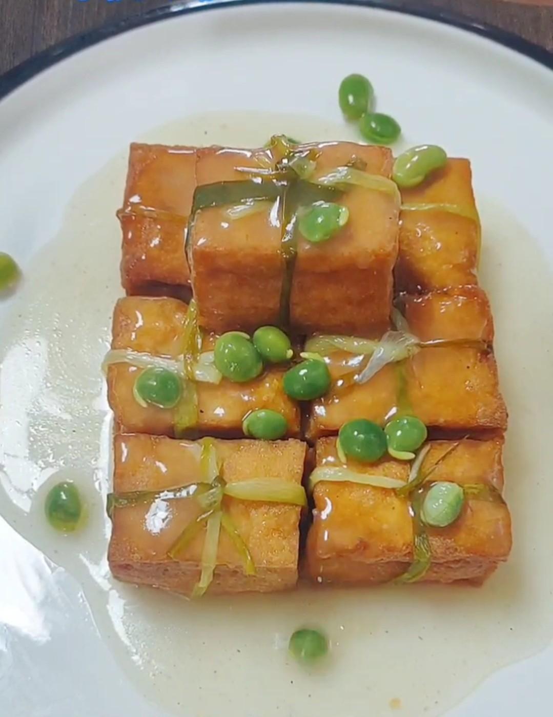 豆腐的神仙吃法-豆腐箱子怎样炖