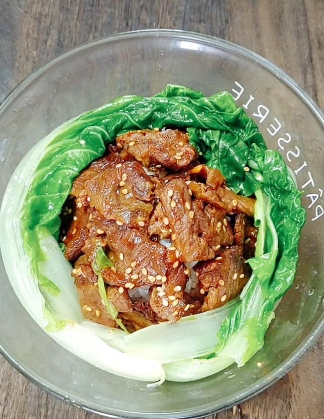 网红肉山饭怎样煮