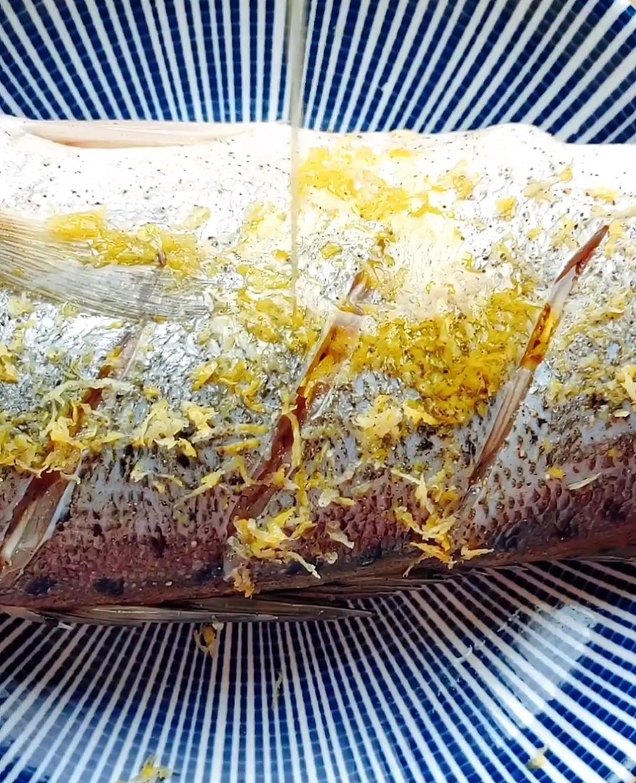 地中海风味烤鱼怎么煸