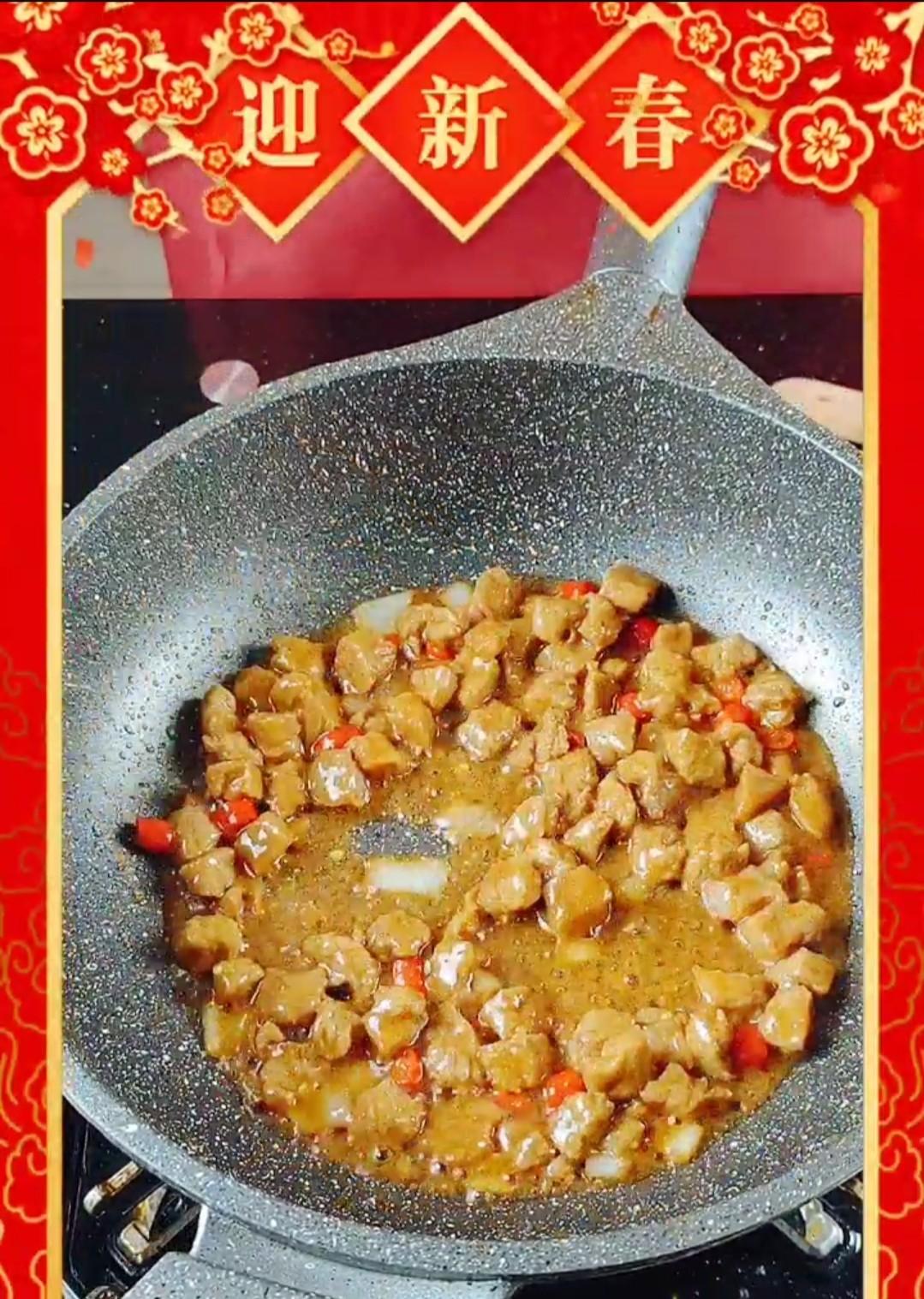 豌豆牛肉怎么煮