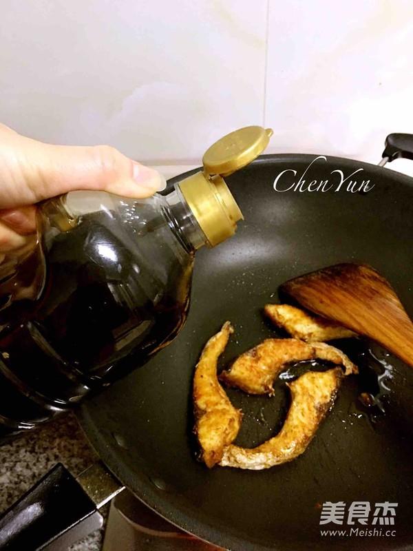 简易版老上海熏鱼怎么煮