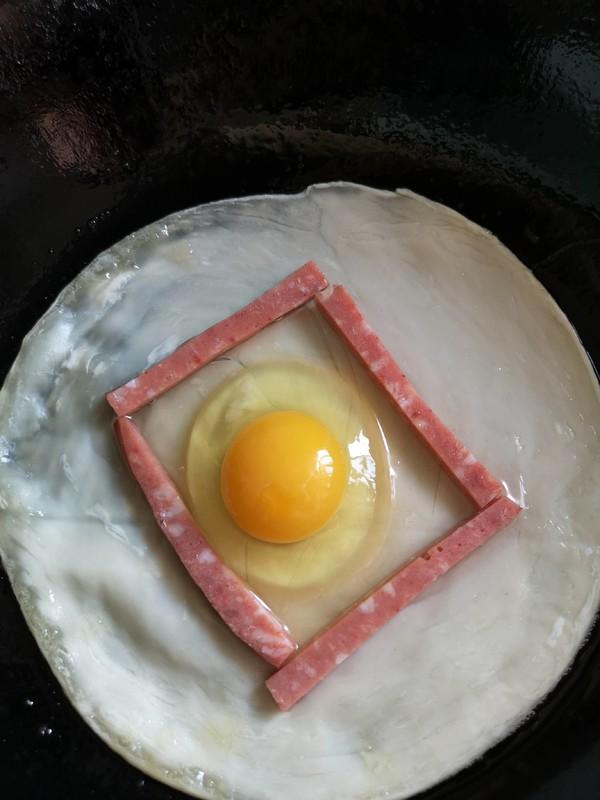 3分钟早餐-手抓饼的家常做法