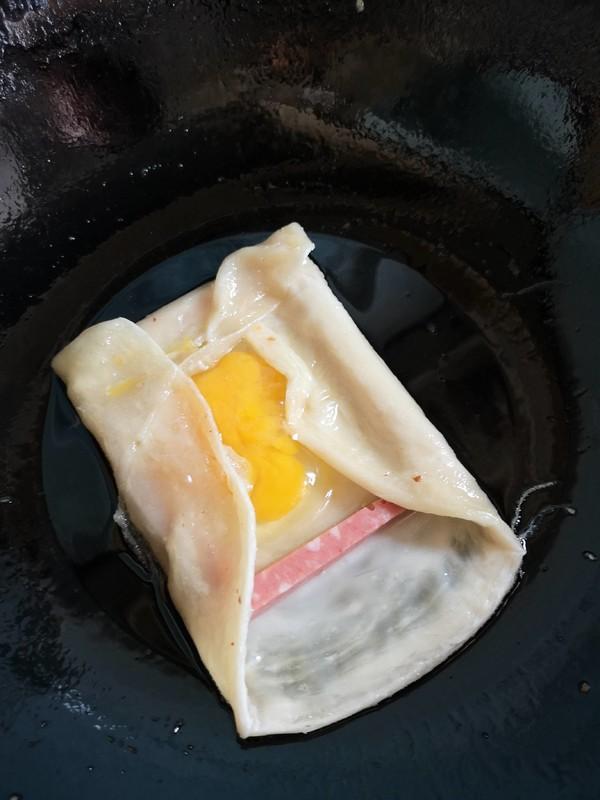 3分钟早餐-手抓饼的简单做法