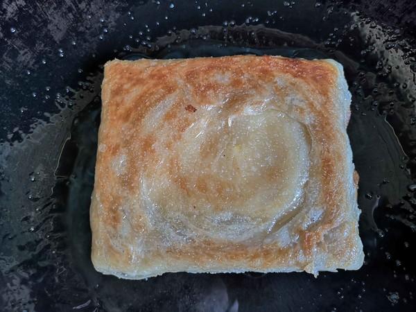 3分钟早餐-手抓饼怎么吃