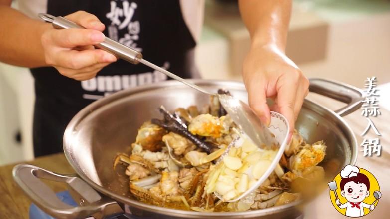 海鲜鸡煲蟹怎么做