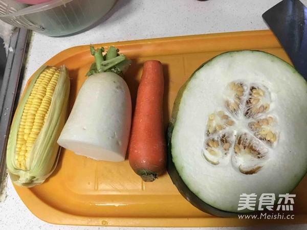 营养大骨汤的做法大全