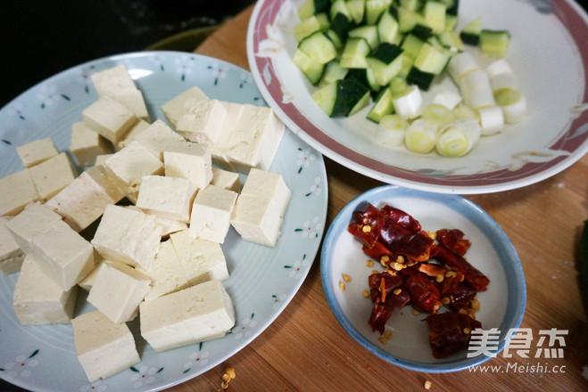 宫保豆腐的做法大全