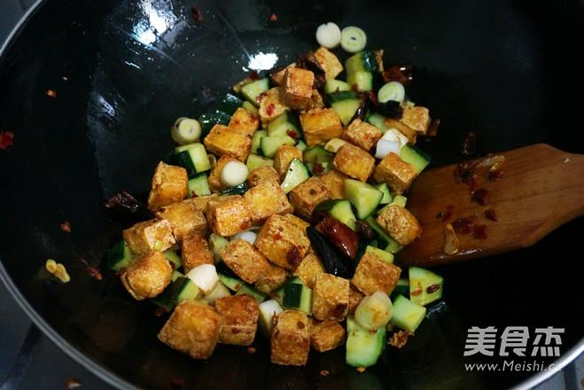 宫保豆腐怎么吃