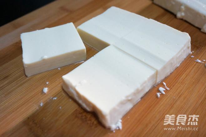 香煎嫩豆腐的做法大全